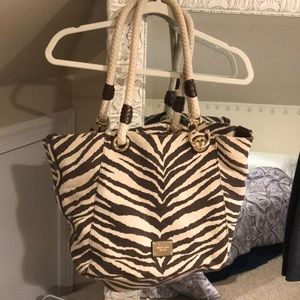 Michael Kors Zebra Shoulder bag